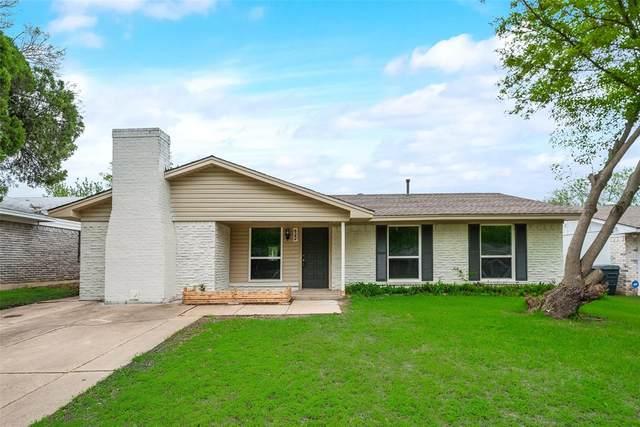 622 Sunburst Drive, Dallas, TX 75217 (MLS #14313425) :: The Mauelshagen Group