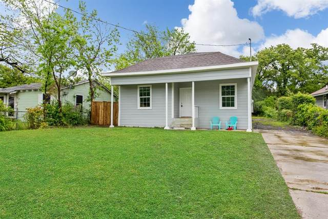2421 Langston Street, Fort Worth, TX 76105 (MLS #14313447) :: Team Hodnett