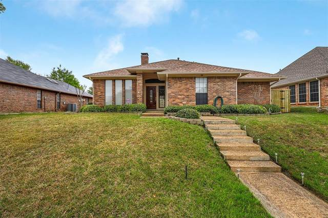 1520 Sunnyslope Drive, Carrollton, TX 75007 (MLS #14313449) :: Team Tiller