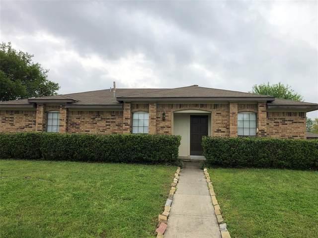 1718 Glencairn Lane, Lewisville, TX 75067 (MLS #14313452) :: The Mauelshagen Group