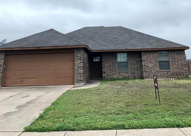 1129 Serendipity Circle, Sanger, TX 76266 (MLS #14313462) :: The Mauelshagen Group