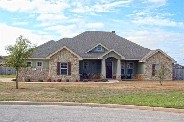 209 Angie Lane, Abilene, TX 79602 (MLS #14313480) :: All Cities USA Realty