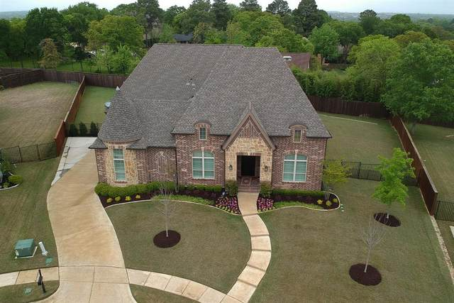 1104 Rembrandt, Colleyville, TX 76034 (MLS #14313484) :: Justin Bassett Realty