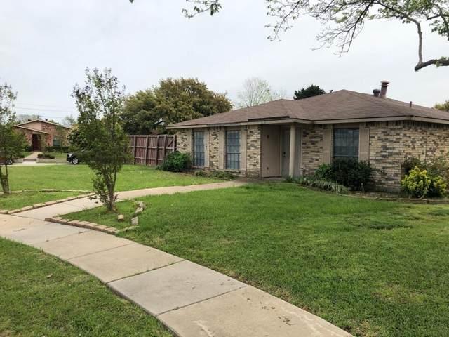 3310 Kenwood Court, Rowlett, TX 75089 (MLS #14313510) :: The Good Home Team