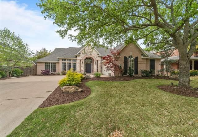 5313 Sandalwood Drive, Mckinney, TX 75072 (MLS #14313513) :: Tenesha Lusk Realty Group