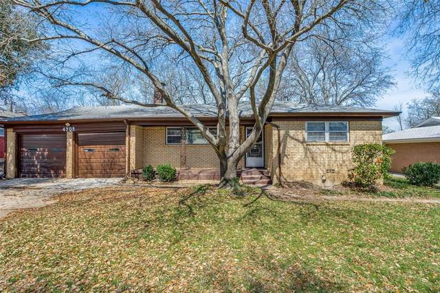 4709 Nadine Drive, Haltom City, TX 76117 (MLS #14313520) :: The Hornburg Real Estate Group