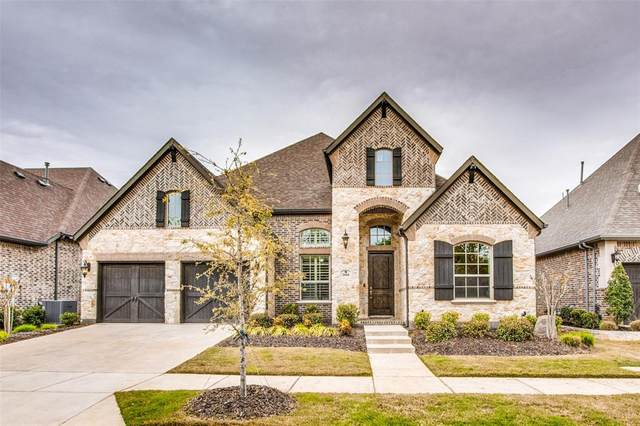 2604 Edgemere Road, Flower Mound, TX 75022 (MLS #14313535) :: Hargrove Realty Group