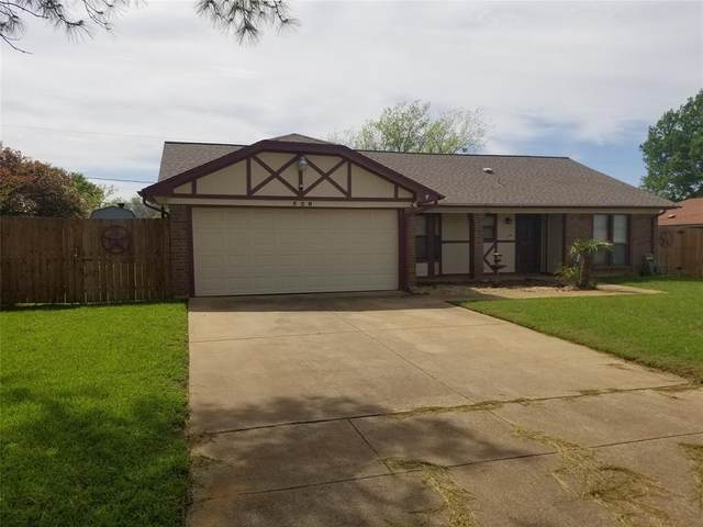 528 Baldwin Avenue, Crowley, TX 76036 (MLS #14313543) :: All Cities USA Realty