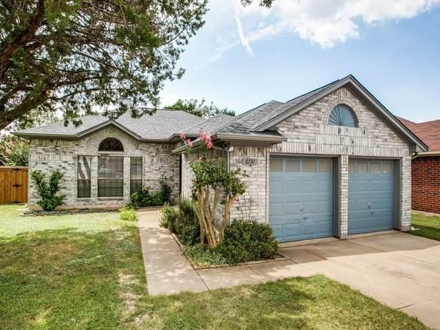 6731 Cedar Shadow Drive, Dallas, TX 75236 (MLS #14313562) :: Real Estate By Design