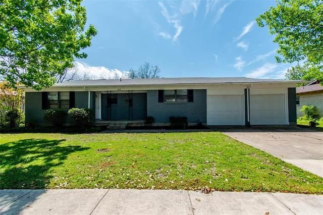 5416 Bonnie Wayne Street, Haltom City, TX 76117 (MLS #14313584) :: The Hornburg Real Estate Group