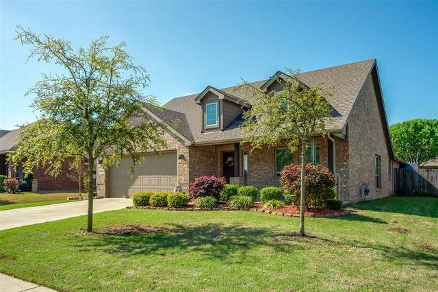 1030 White Porch Avenue, Forney, TX 75126 (MLS #14313593) :: The Kimberly Davis Group