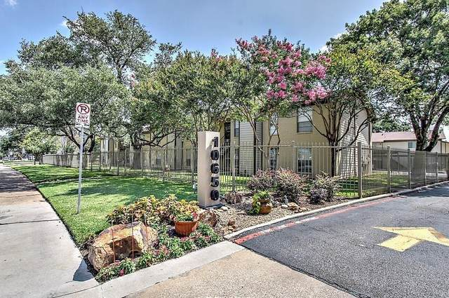 10650 Steppington Drive #143, Dallas, TX 75230 (MLS #14313594) :: RE/MAX Pinnacle Group REALTORS
