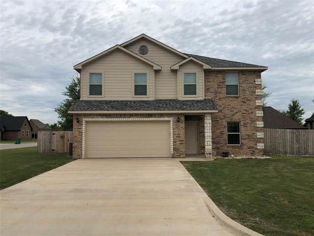 1020 Antelope Trail, Stephenville, TX 76401 (MLS #14313603) :: The Welch Team