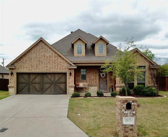 105 Whitetail Drive, Willow Park, TX 76088 (MLS #14313609) :: Baldree Home Team