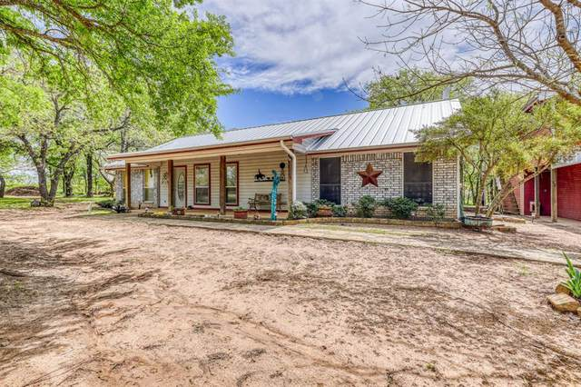 1241 Lacy Drive, Brock, TX 76462 (MLS #14313631) :: RE/MAX Landmark