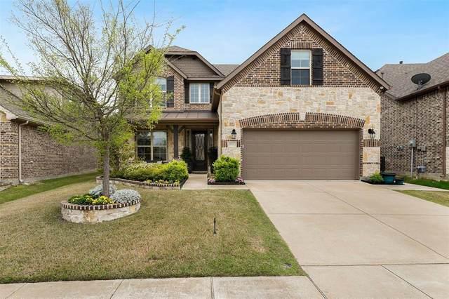 1712 Jace Drive, Mckinney, TX 75071 (MLS #14313635) :: Tenesha Lusk Realty Group