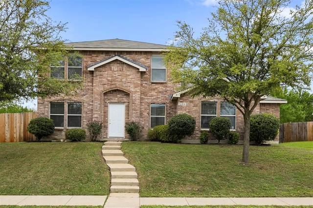 1686 Chesterwood Drive, Rockwall, TX 75032 (MLS #14313640) :: Justin Bassett Realty