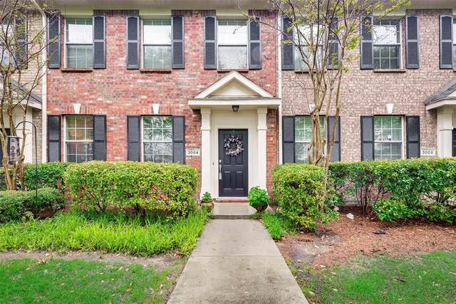 3004 Stone Forest Circle, Mckinney, TX 75070 (MLS #14313661) :: The Good Home Team