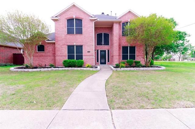 7310 Delta Drive, Rowlett, TX 75088 (MLS #14313676) :: The Chad Smith Team