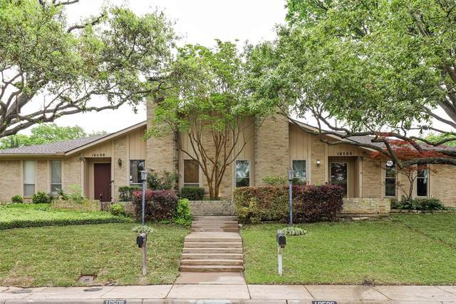 10506 Pagewood Drive, Dallas, TX 75230 (MLS #14313688) :: The Mitchell Group