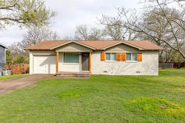 1414 Eastview Drive, Weatherford, TX 76086 (MLS #14313690) :: Baldree Home Team