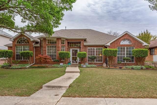 4308 Driftwood Drive, Plano, TX 75074 (MLS #14313694) :: The Hornburg Real Estate Group