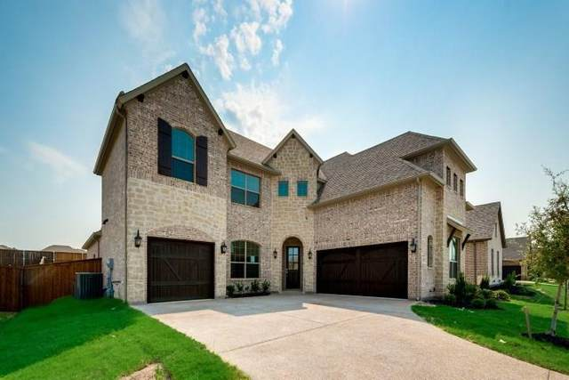 1055 Hunters Creek Drive, Rockwall, TX 75087 (MLS #14313702) :: All Cities USA Realty