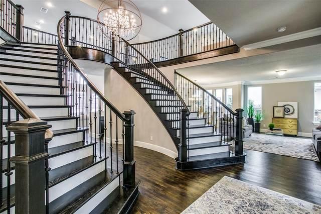 2144 Hidalgo Lane, Frisco, TX 75034 (MLS #14313704) :: Trinity Premier Properties
