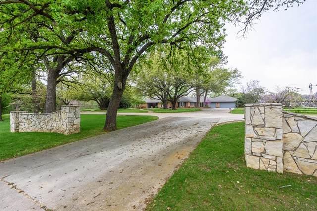 3710 Granada Trail, Denton, TX 76205 (MLS #14313707) :: Baldree Home Team