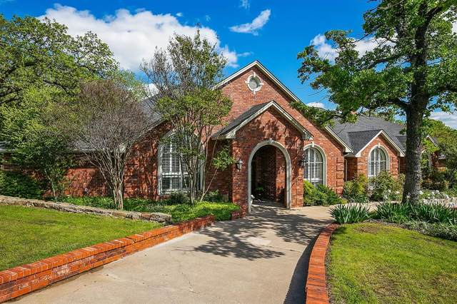 133 Hillside Drive E, Burleson, TX 76028 (MLS #14313717) :: The Mitchell Group