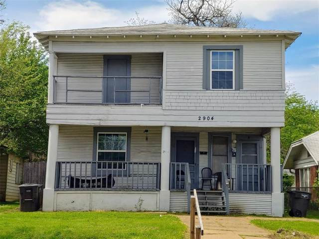 2904 S Jennings Avenue, Fort Worth, TX 76110 (MLS #14313776) :: All Cities USA Realty