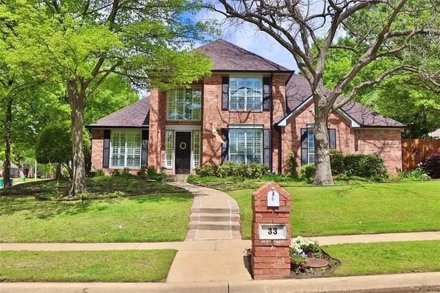 33 Wellington Oaks Circle, Denton, TX 76210 (MLS #14313778) :: Trinity Premier Properties