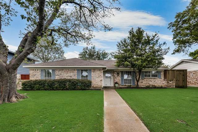 1610 Marquette Drive, Richardson, TX 75081 (MLS #14313813) :: The Good Home Team