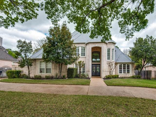 1108 Chatsworth Court W, Colleyville, TX 76034 (MLS #14313819) :: The Tierny Jordan Network