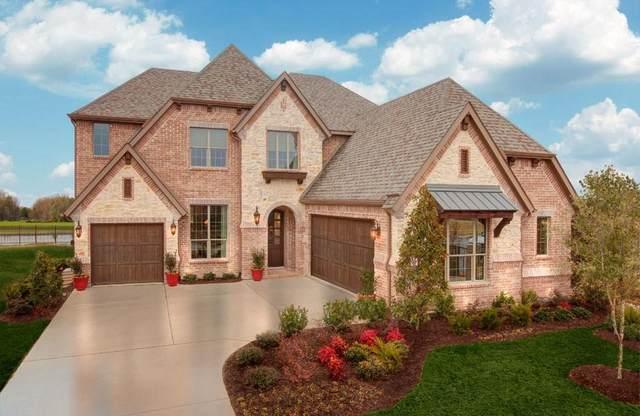 3871 Dewberry Ln, Prosper, TX 75078 (MLS #14313833) :: The Mitchell Group