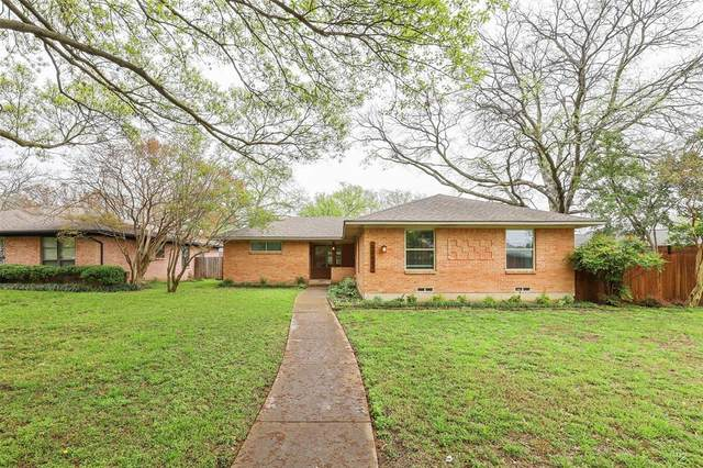 10657 Lake Haven Drive, Dallas, TX 75238 (MLS #14313834) :: Bray Real Estate Group