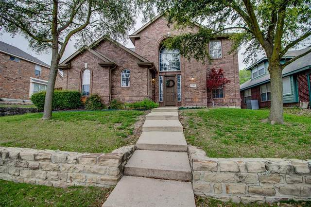 2380 Shorecrest Drive, Rockwall, TX 75087 (MLS #14313845) :: All Cities USA Realty