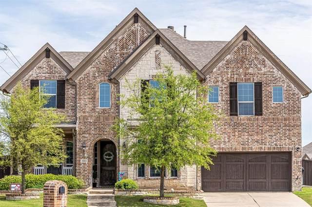 4960 Manor Lane, Frisco, TX 75036 (MLS #14313858) :: The Chad Smith Team