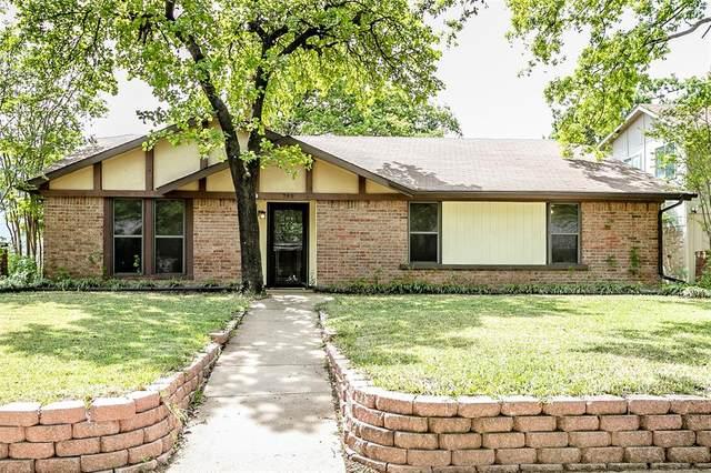 760 Hummingbird Circle, Lewisville, TX 75067 (MLS #14313868) :: Hargrove Realty Group