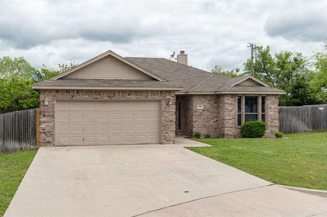 1806 Sandpiper Drive, Weatherford, TX 76088 (MLS #14313889) :: The Hornburg Real Estate Group
