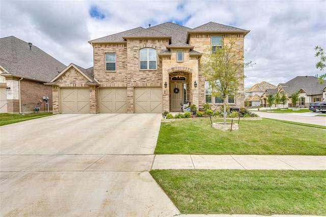 7217 Hampton Court, North Richland Hills, TX 76180 (MLS #14313893) :: Team Hodnett