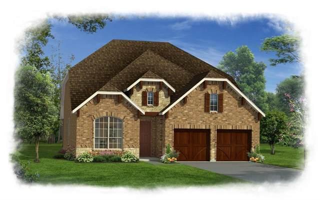 14925 Blakely Way, Aledo, TX 76008 (MLS #14313897) :: Potts Realty Group