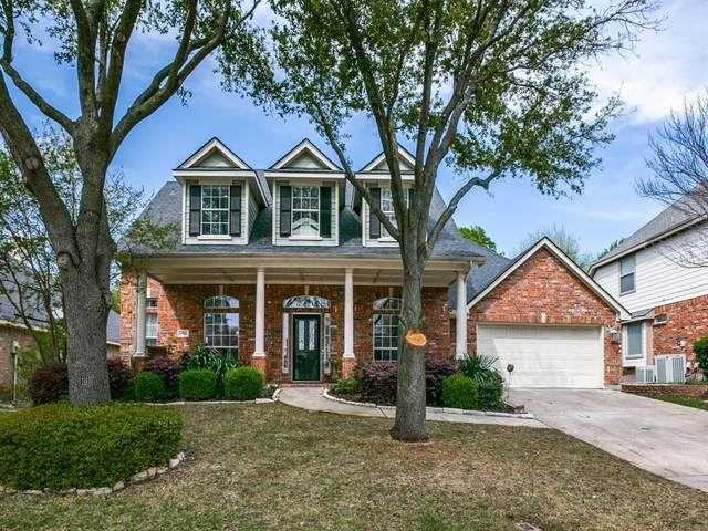 6924 Canyon Springs Road, Fort Worth, TX 76132 (MLS #14313898) :: All Cities USA Realty