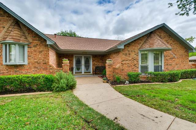 1004 Yellowstone Drive, Grapevine, TX 76051 (MLS #14313900) :: EXIT Realty Elite