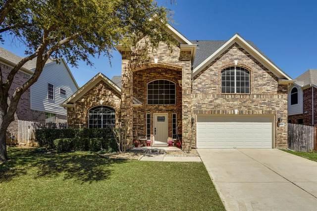 2404 Amber Lane, Flower Mound, TX 75028 (MLS #14313905) :: HergGroup Dallas-Fort Worth