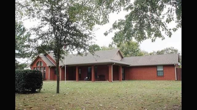 1585 Maple Street, Grant, OK 74738 (MLS #14313922) :: The Kimberly Davis Group