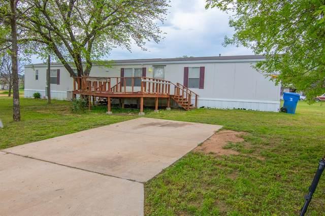 2501 W Main Boulevard, Brownwood, TX 76801 (MLS #14313929) :: The Kimberly Davis Group
