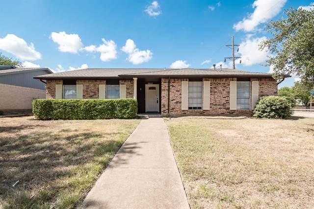 4817 Sprucewood Lane, Garland, TX 75044 (MLS #14313933) :: The Chad Smith Team