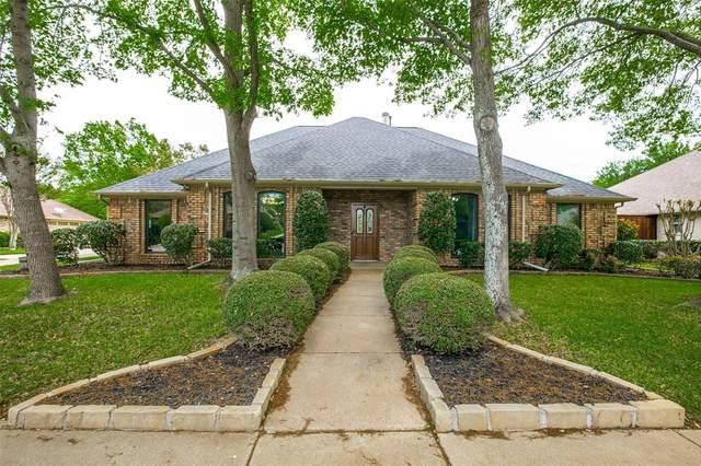 1411 Sweetgum Circle, Keller, TX 76248 (MLS #14313939) :: Frankie Arthur Real Estate