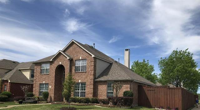 1731 Clarke Springs Drive, Allen, TX 75002 (MLS #14313953) :: All Cities USA Realty